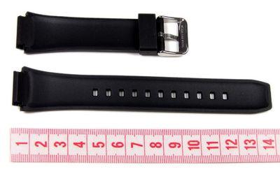 Casio Ersatzband Uhrenarmband Resin Band schwarz EF-552 – Bild 3