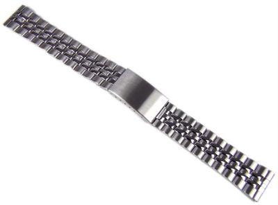 Birkenstock Ersatzband Uhrenarmband Edelstahl Band 18mm 697155 – Bild 2