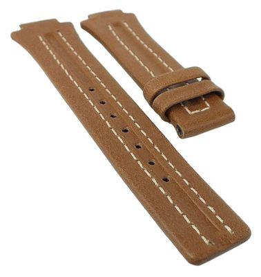 Festina Ersatzband Uhrenarmband Leder Band braun 14mm F16186/2 auch F16187/