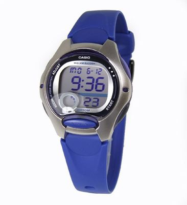 Casio Collection Kinderuhr Tagesalarm LW-200-2AVEF