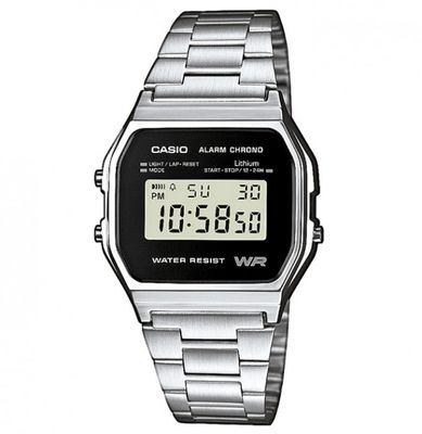 Casio Collection Armbanduhr der Klassiker A158WEA-1EF