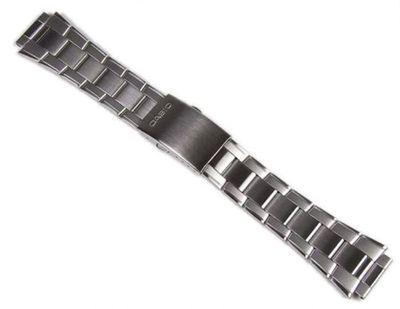 Casio Uhrenarmband Edelstahl 18mm | AW-80D | AW-80 | 10117233 – Bild 1
