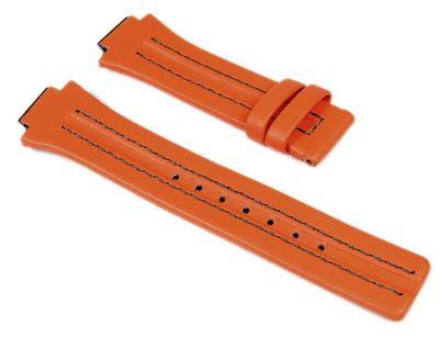 Festina Ersatzband Uhrenarmband Leder Band 14mm F16187/5 auch für F16186/*
