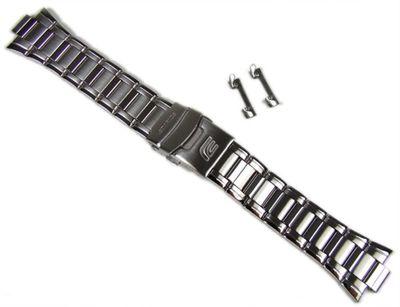 Casio Edifice Ersatzband Uhrenarmband Edelstahl Band EFA-122D-1AVEF – Bild 1