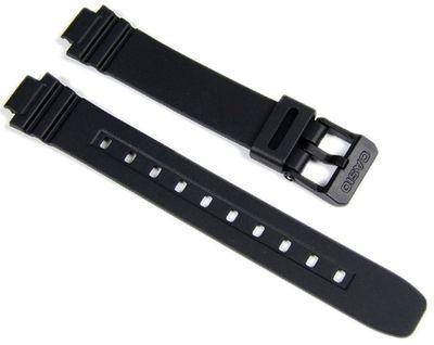 Casio Ersatzband Uhrenarmband Resin Band 10mm für alle LA-20WH Modelle – Bild 1