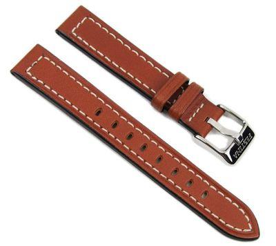 Festina Ersatzband Uhrenarmband Leder Band Kupferbraun 16mm F16172/4 F16172/2