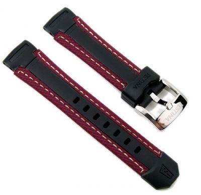 Festina Ersatzband Dunkelrot 18mm für Damenuhr F16274/4 – Bild 1