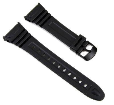 Casio Ersatzband Uhrenarmband Resin Band für Herrenuhr W-96 W-96H-1AVES