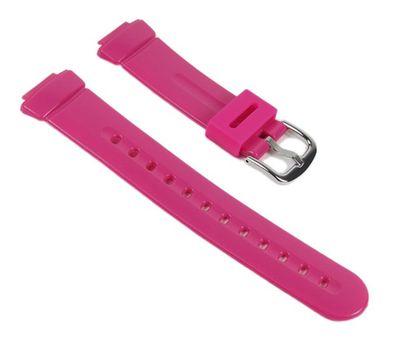 Casio Ersatzband Uhrenarmband Resin Band Pink BG-1005M-4ER BG-1005 – Bild 1