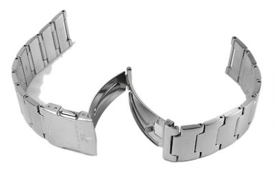 Casio Ersatzband Edelstahl Silbern WVA-105HDE 10101156 – Bild 2