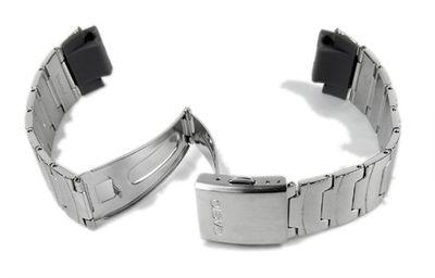 Casio Ersatzband Uhrenarmband Edelstahl Band AQ-160WD-1BVEF AQ-160WD – Bild 2