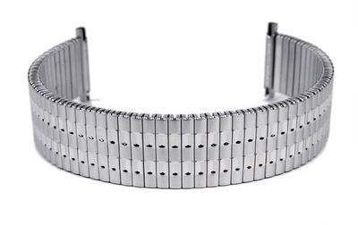 Minott Zugband Edelstahl 18mm 19mm 20mm - 18123 – Bild 1