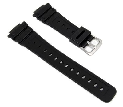 Casio Uhrenarmband Resin schwarz GW-M5600 DW-5600 G-5700 G-5600 – Bild 1