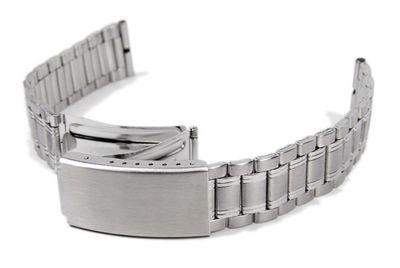 Ersatzband Uhrenarmband Edelstahl Band 18mm - 20mm 18303S – Bild 1
