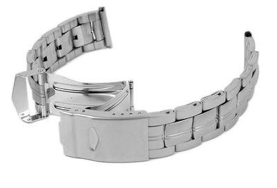 Uhrenarmband Edelstahl 20mm 18304S – Bild 1