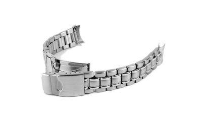 Minott Ersatzband Uhrenarmband 6 x Wechselantoß Edelstahl 18mm, 20mm, 22mm 18330S