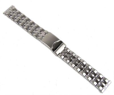 Minott Ersatzband Uhrenarmband Edelstahl Band 18mm - 20mm – Bild 2