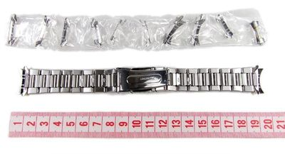 Uhrenarmband 6x Wechselanstoß Bicolor 18mm 20mm 22mm Minott 18335Bi – Bild 4