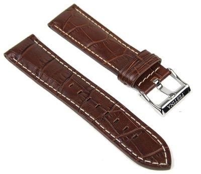 Festina Ersatzband Uhrenarmband Leder Band Braun 22mm F16282/7 F16282/*