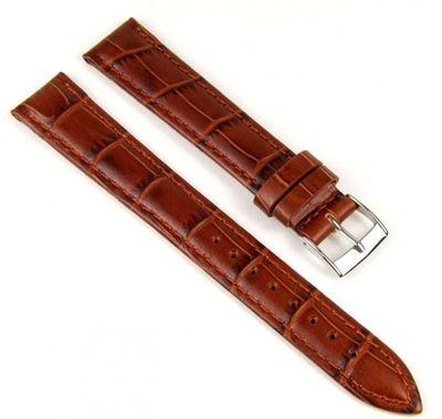Morellato Bolle XL Ersatzband Uhrenarmband Kalbsleder Band Perlkupfer 18mm  – Bild 1