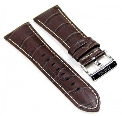 Festina Ersatzband Uhrarmband Leder Band 28mm Dunkelbraun F16235/2 F16234 F16294 – Bild 1