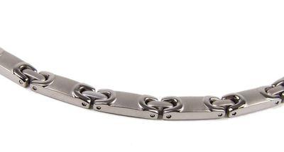 Minott Titan Damenschmuck Halskette Collier Titanschmuck 45cm – Bild 2