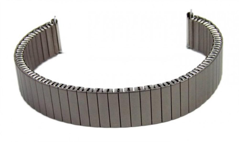 Eulit Ersatzband Uhrarmband Dolly Kalbsleder Band Braun 21983S
