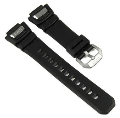 Casio Ersatzband Resin schwarz GS-1100 GS-1150 GS-1400 GS-1050 GS-300