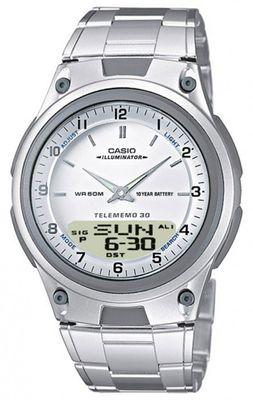 Casio  Collection analog/digital Herren Armbanduhr AW-80D-7AVES
