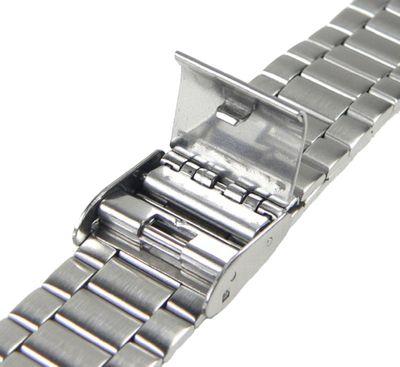 Casio Stainless Steel 18mm Uhrenarmband Edelstahl AQ-230A B640WD – Bild 4