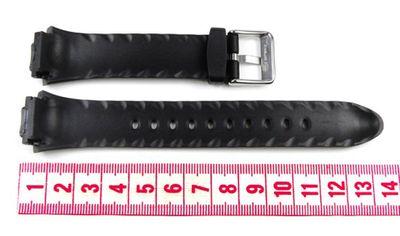 Casio Ersatzband Uhrenarmband Resin Band schwarz MTR-303-1AVF MTR-303-7AVF – Bild 3