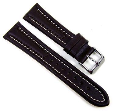 Birkenstock Arizona Sport Ersatzband Uhrenarmband Kalbsleder schwarz 20600S – Bild 1