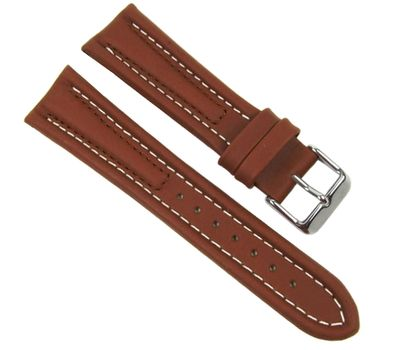 Birkenstock Arizona Sport Ersatzband Uhrenarmband Kalbsleder Cognac 20605S – Bild 1