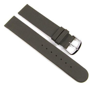 Uhrenarmband Leder Graubraun Classic 20700S – Bild 1