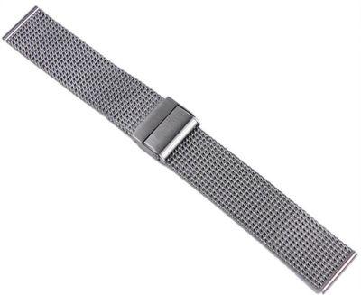 Minott Uhrenarmband Edelstahl Milanaiseband Verstellbare Verschluss  – Bild 1
