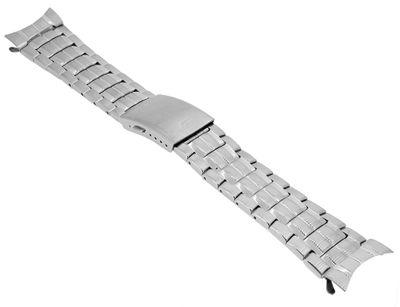 Casio  Ersatzband Uhrenarmband Edelstahl Silberfarben EF-328D EF-328 – Bild 1