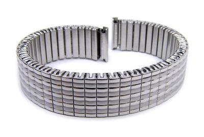 Minott Flex Band Ersatzband Uhrenarmband Edelstahl Zugband 14mm 20997S – Bild 1