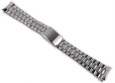 Casio Ersatzband Uhrenarmband 20mm Edelstahl MTP-1141 MTP-1141PA – Bild 1