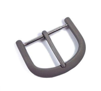 Minott Ersatzschliesse Dornschließe standard aus Titan für Lederarmbänder 21535