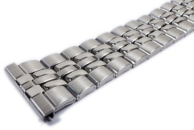 Birkenstock Ersatzband Uhrenarmband Edelstahl Band 20mm 697156 – Bild 2