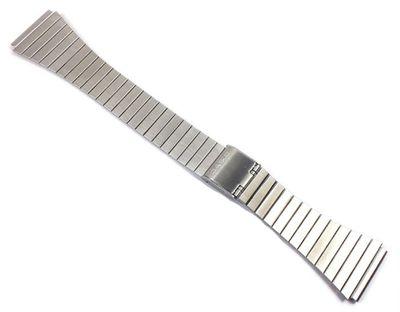 Casio Ersatzband Uhrenarmband Edelstahl Band 22mm DBC-611E
