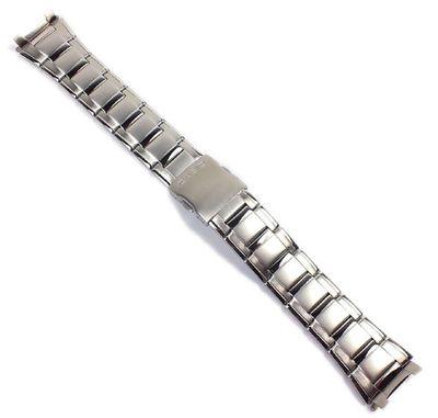 Casio Ersatzband Uhrenarmband Edelstahl Band für EFA-116D – Bild 1