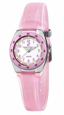 Calypso Armbanduhr Mädchenuhr Kinderuhr Analoguhr 10ATM K6043/B