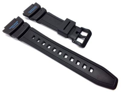 Casio Ersatzband Uhrenarmband Resin Band schwarz für SGW-500H-2 SGW-500H