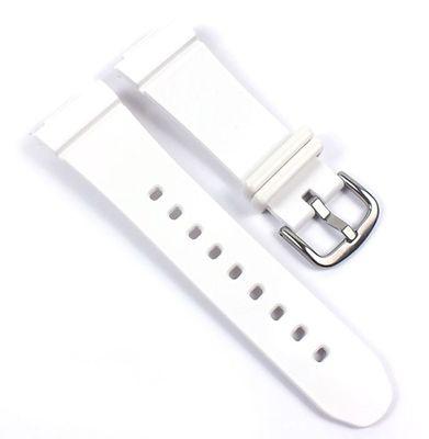 Casio Ersatzband Resin Band Weiss BGA-160 BGA-131 BGA-132