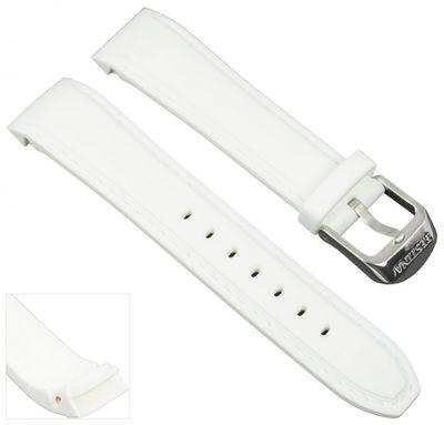 Festina Ersatzband Uhrenarmband Kautschuk weiß 20mm für F16394 F16492