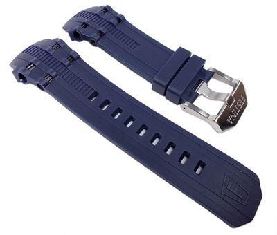 Festina Marken Uhrenarmband Kautschuk Blau für F16599 F16600 F16601 F16602 – Bild 1