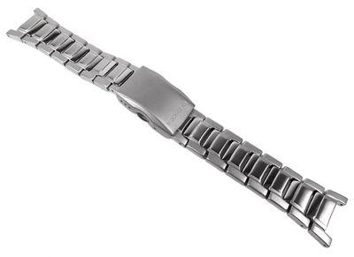 Casio Ersatzband Uhrenarmband Edelstahl Band für GW-800D-1 GW-800D – Bild 1