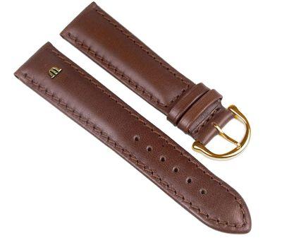 Maurice Lacroix Galant Uhrenarmband Leder Braun 20mm 291262023G – Bild 1