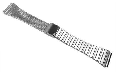 Casio Ersatzband 19mm Metal DB-530 DB-530 DB-520 DB-300 DB-310 DB-150 – Bild 2
